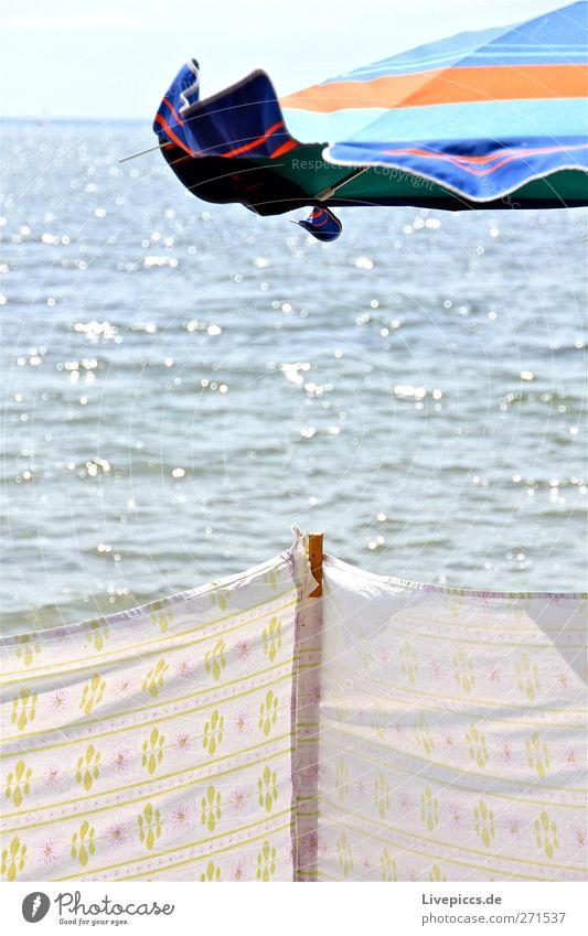 Sky Water Vacation & Travel Sun Beach Spring Lake Island Idyll Lakeside Sunshade