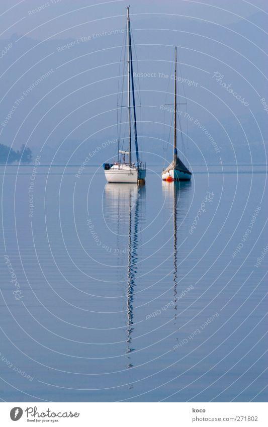take a break Water Sky Summer Beautiful weather Waves Coast Lakeside Bay Navigation Passenger ship Sailboat Harbour Metal Line Relaxation To enjoy