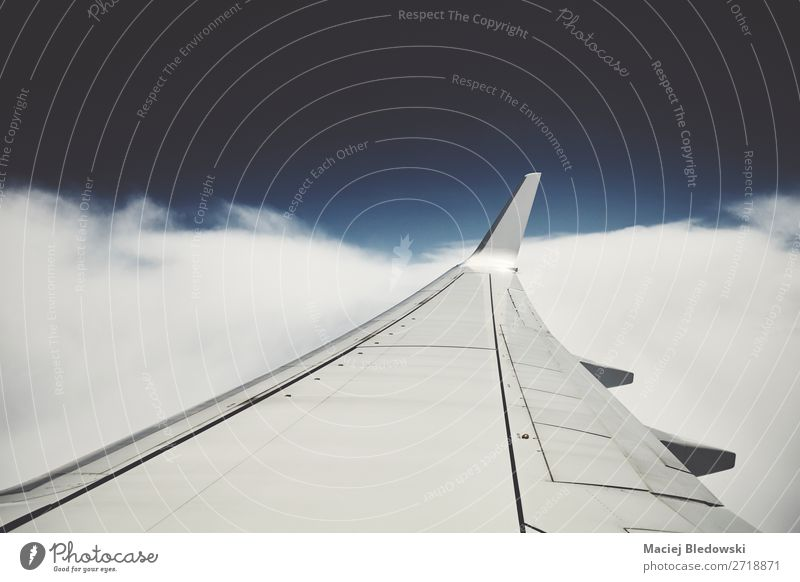 Sky Vacation & Travel Clouds Far-off places Tourism Freedom Trip Leisure and hobbies Transport Vantage point Aviation Adventure Airplane Peace Inspiration Story
