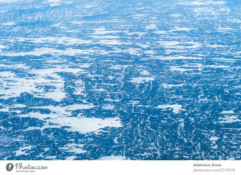 Ice floating in blue water Background picture Water Ocean Flow Frozen Glacier Nature Clear Cold Fresh Light Clean Liquid Transparent White Surface Environment