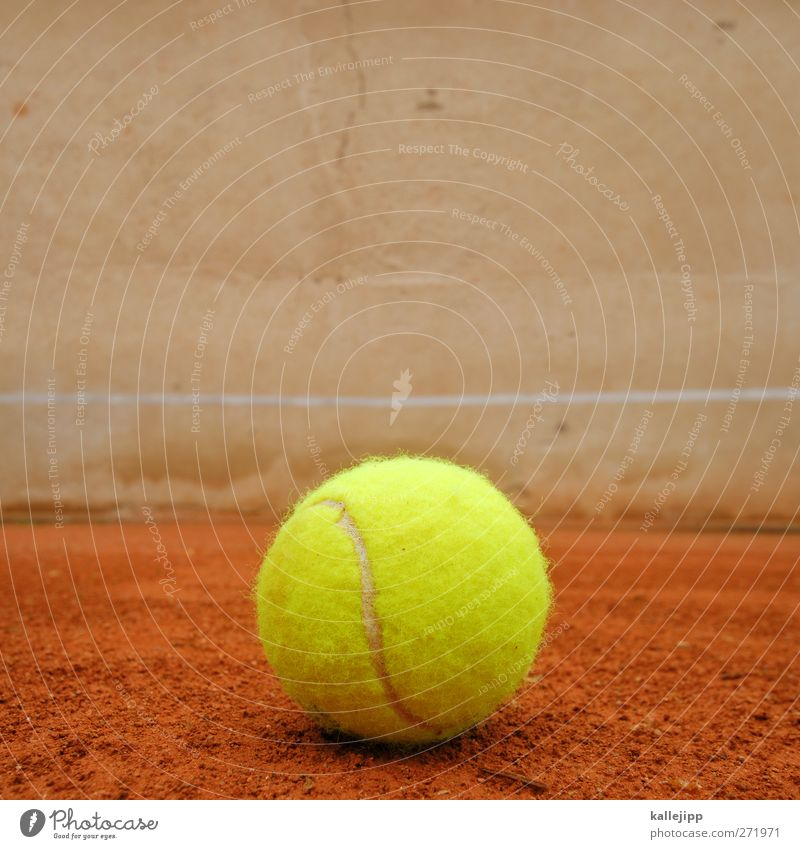 Red Yellow Sports Playing Sand Wall (barrier) Line Leisure and hobbies Round Tennis Sporting Complex Tennis court Tennis ball Sand place