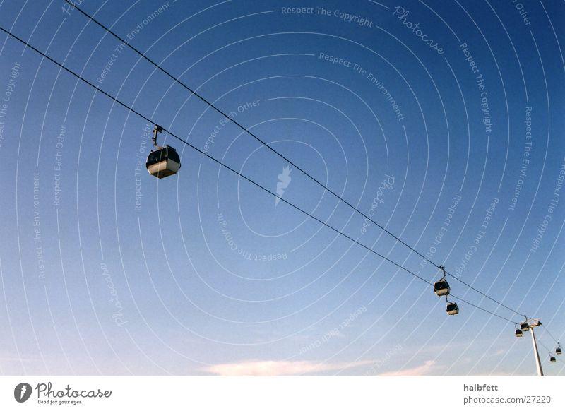 Sky Tall Aviation Future Portugal Lisbon Cable car World exposition