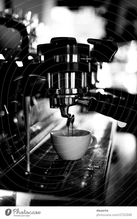 morning coffee 12 Beverage Hot drink Coffee Latte macchiato Espresso Mug Lifestyle Elegant Style Design Joy Harmonious Adventure Freedom Living or residing