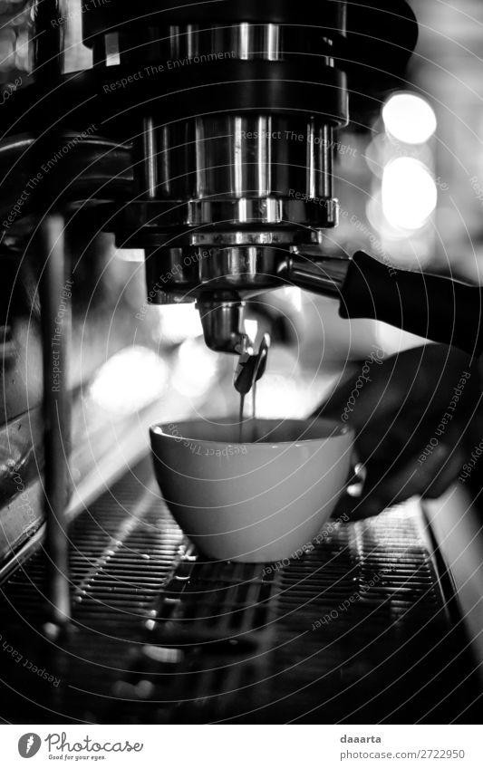 le morning Beverage Hot drink Hot Chocolate Coffee Latte macchiato Espresso Mug Lifestyle Elegant Style Design Joy Harmonious Leisure and hobbies Adventure