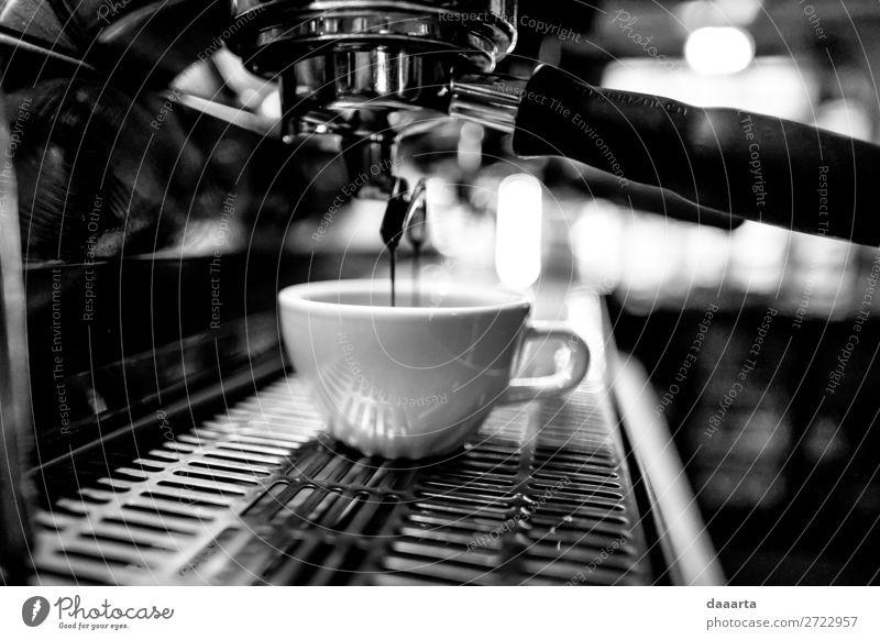 morning coffee 13 Beverage Hot drink Hot Chocolate Coffee Latte macchiato Espresso Mug Coffee maker Lifestyle Elegant Joy Harmonious Leisure and hobbies