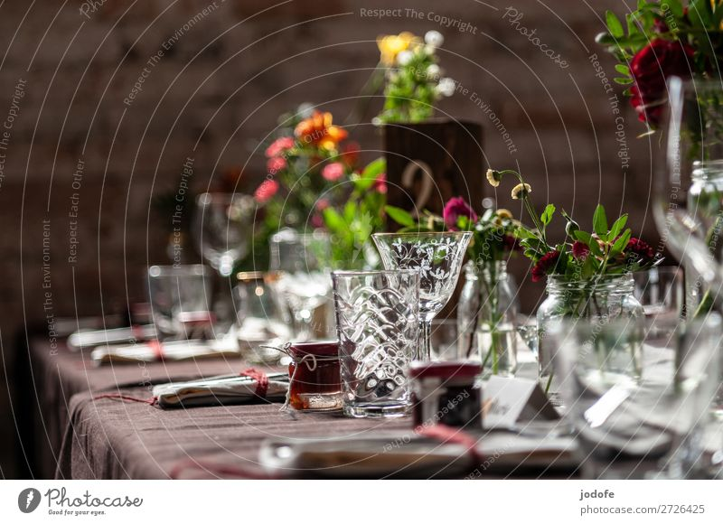 Dinner, please! Lifestyle Style Table Restaurant Feasts & Celebrations Eating Drinking Wedding Birthday Funeral service Glass Elegant Leisure and hobbies Joy