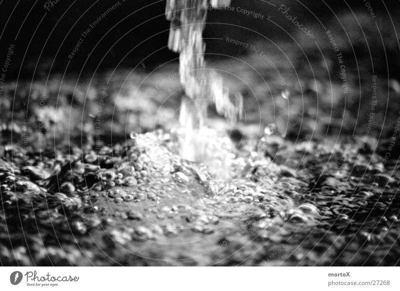 rippling water Air bubble Well Soft Wet Damp Water Rain