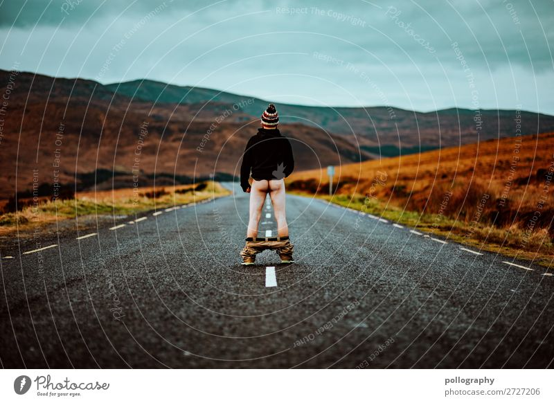 Thought-provoking picture Popo landscape bottom behind Bottom Lifestyle Landscape Ireland Mountain Nature Vacation & Travel social distancing