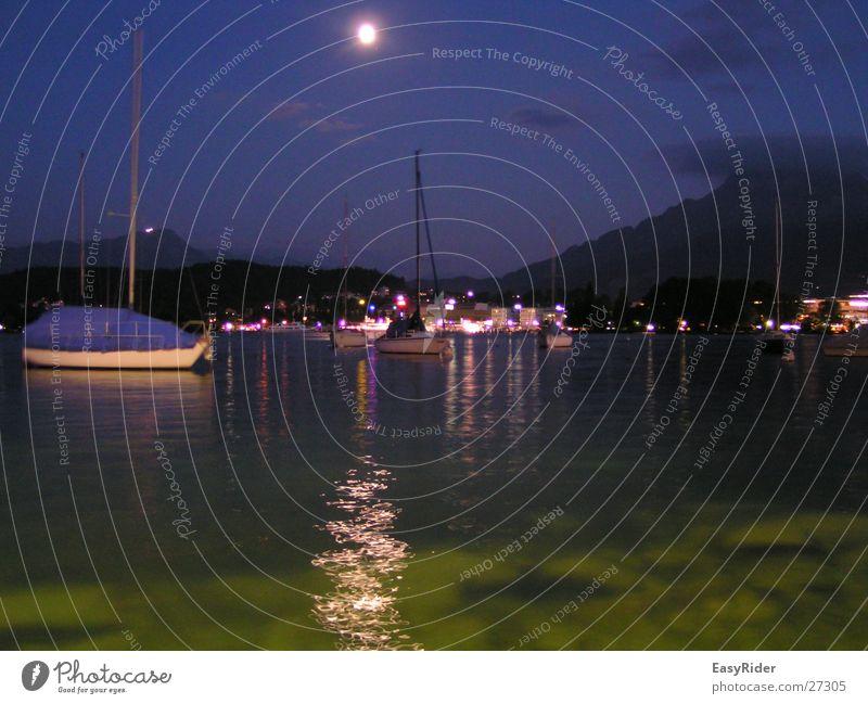 moonlight Moonlight Lake Lake Lucerne Watercraft Harbour