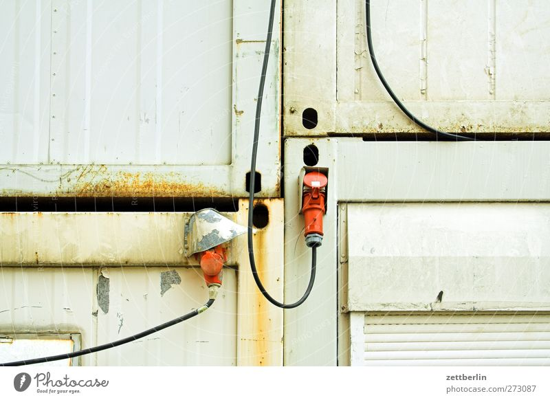 Container (wired) Profession Craftsperson Workplace Construction site Economy Craft (trade) Telecommunications SME Work and employment Build Bright Steel cable