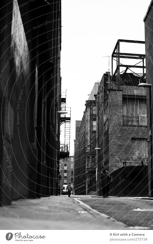 Man Old City Loneliness House (Residential Structure) Wall (building) Architecture Wall (barrier) Building Stairs Authentic High-rise Broken Gloomy Manmade structures Creepy