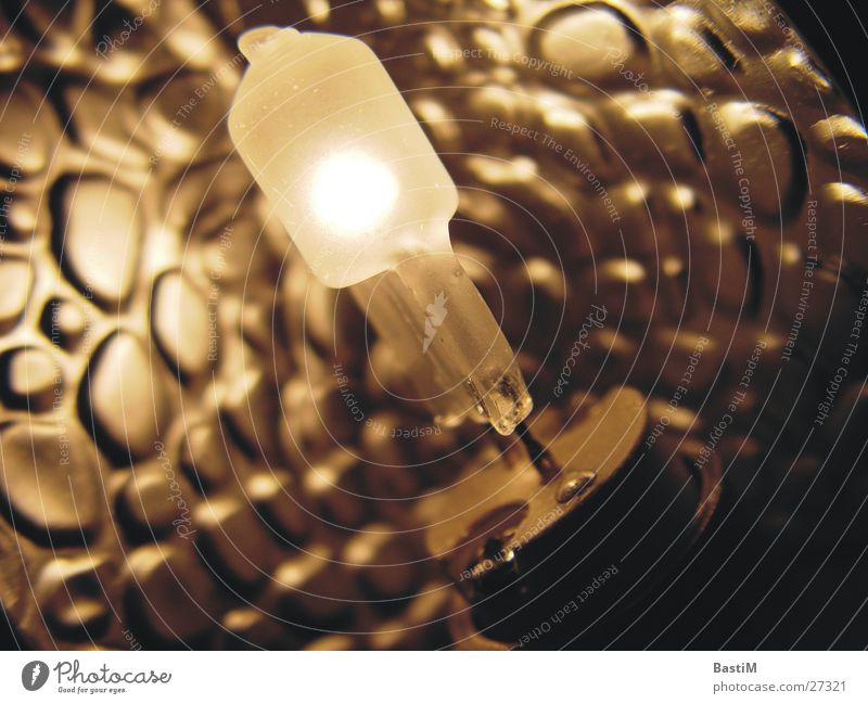 ray of hope Light Lamp Design Electronic Electricity Macro (Extreme close-up) Close-up Warmth Technology Metal