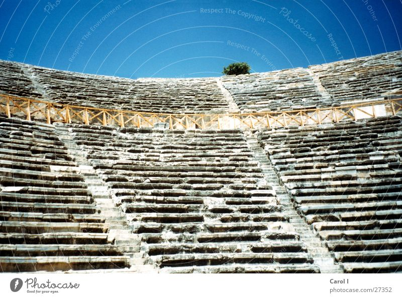 amphitheatres Turkey Greek Vacation & Travel Italy Temple of Ceasar Fight Blood Seating Bushes Plant Europe Historic Landmark Monument Amphitheatre Römerberg