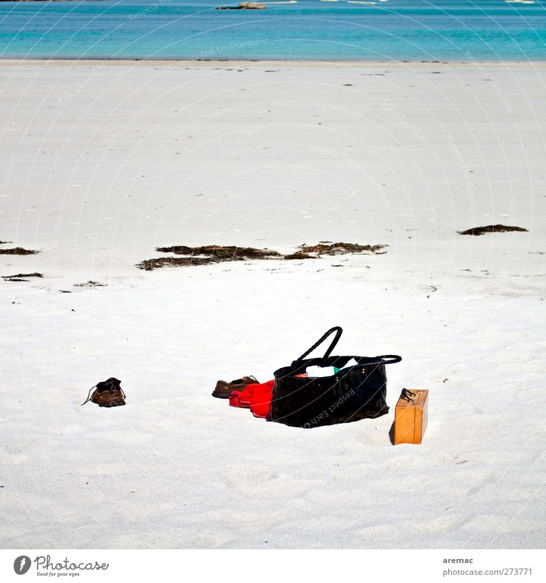 Vacation & Travel Summer Ocean Beach Sand Swimming & Bathing Bag Boules Handbag