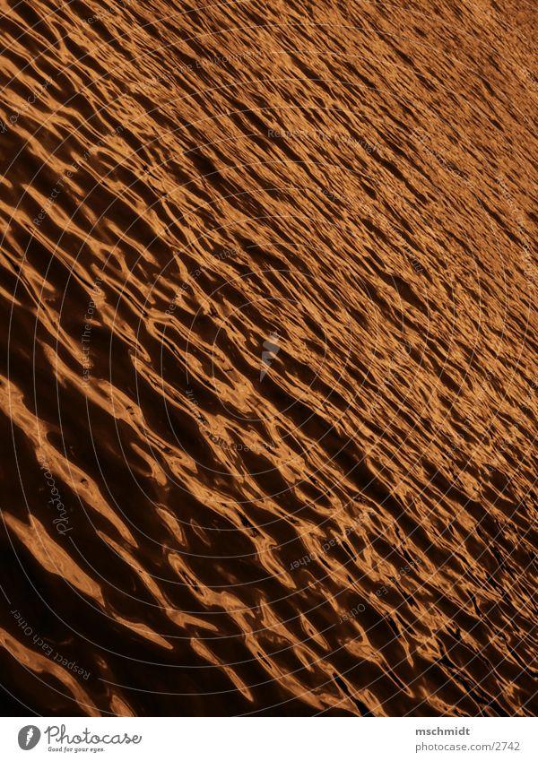 Water Ocean Colour Lake Waves Gold Sepia