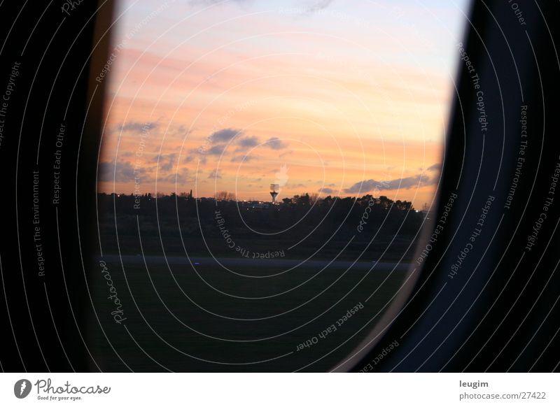 Sky Clouds Dark Window Airplane Aviation Argentina Radar station Buenos Aires