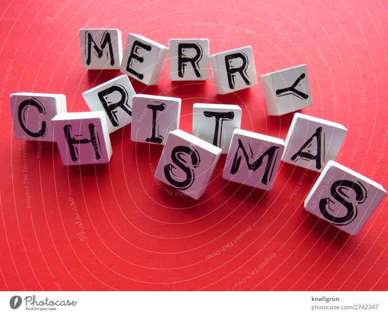 Merry Christmas Christmas & Advent merry christmas parties and celebrations Tradition holidays Winter Holidays Feasts & Celebrations Letters (alphabet) Word