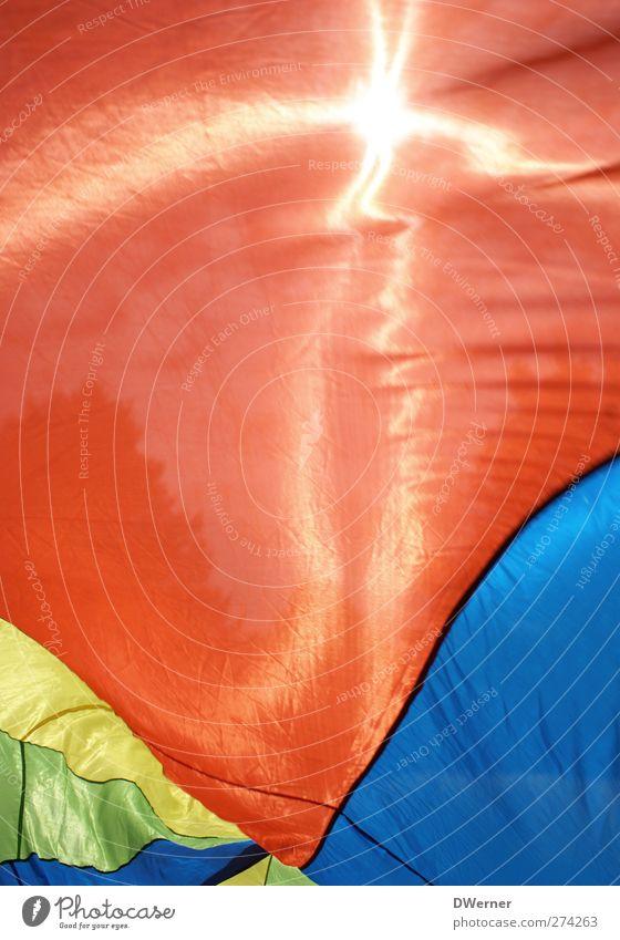 colorful II Style Design Wellness Harmonious Well-being Relaxation Calm Leisure and hobbies Art Dance Sun Plastic Stripe Movement Glittering Illuminate Romp