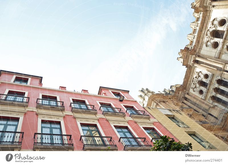 Malaga City Vacation & Travel Tourism Sightseeing City trip Living or residing House (Residential Structure) Architecture Sky Town Downtown Old town Dome