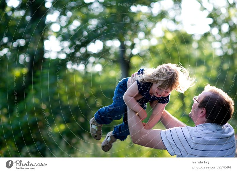 Human being Child Man Nature Girl Joy Adults Love Life Playing Laughter Happy Family & Relations Together Infancy Leisure and hobbies