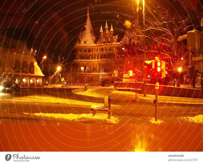 Orange Leisure and hobbies Traffic light Lübeck