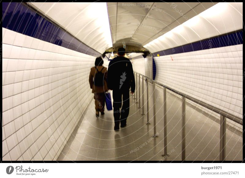 subway Underground London Underground