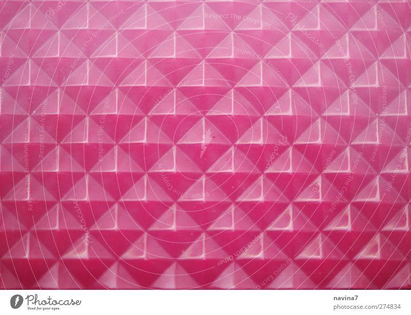 Pink Decoration Wallpaper Hip & trendy Geometry Parquet floor Ornament Precision