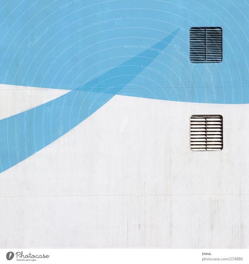 Blue Vacation & Travel White Colour Cold Bright Art Arrangement Design Esthetic Adventure Planning Cool (slang) Illustration Navigation Whimsical