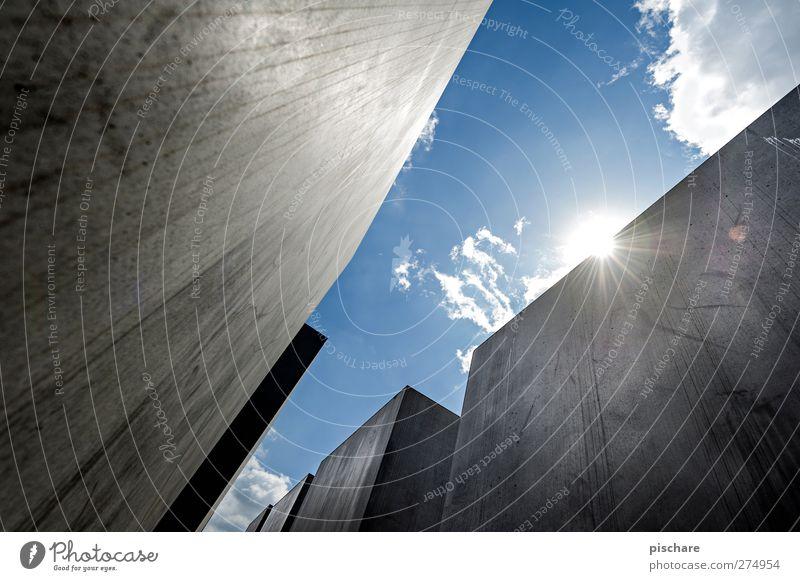 Sky Sun Berlin Gray Grief Monument