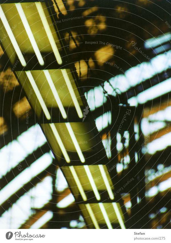 Lamp Technology Broken Train station Neon light Incomplete Electrical equipment Fluorescent Lights