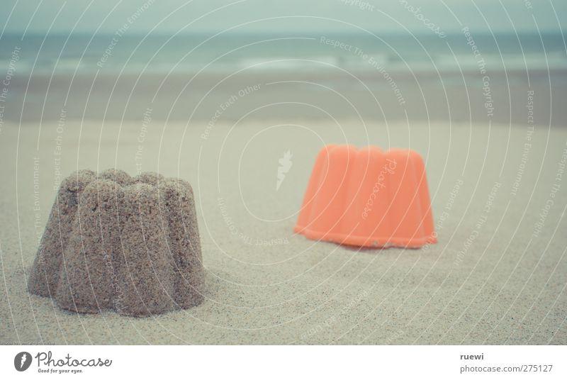 Nature Water Summer Ocean Beach Landscape Playing Coast Sand Horizon Orange Waves Infancy Plastic Toys North Sea