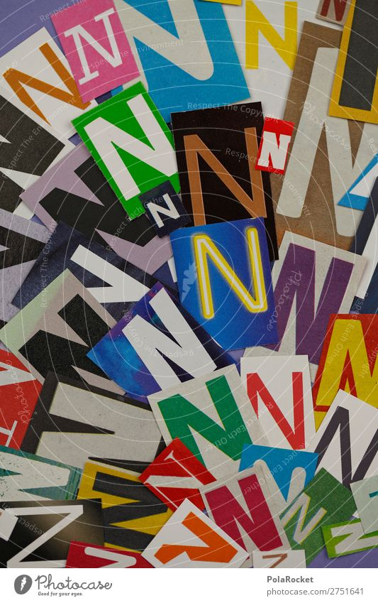 #A# NNNNN Art Work of art Esthetic Letters (alphabet) Alphabet soup Alphabet noodles Many Typography Telecommunications Characters Design Creativity