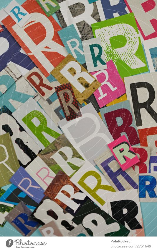 #A# RRRRR Art Work of art Esthetic Letters (alphabet) Alphabet soup Many Typography Characters Telecommunications Language Colour photo Multicoloured
