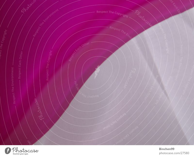 Pink Wave White Across Background picture 2 Waves Obscure Colour