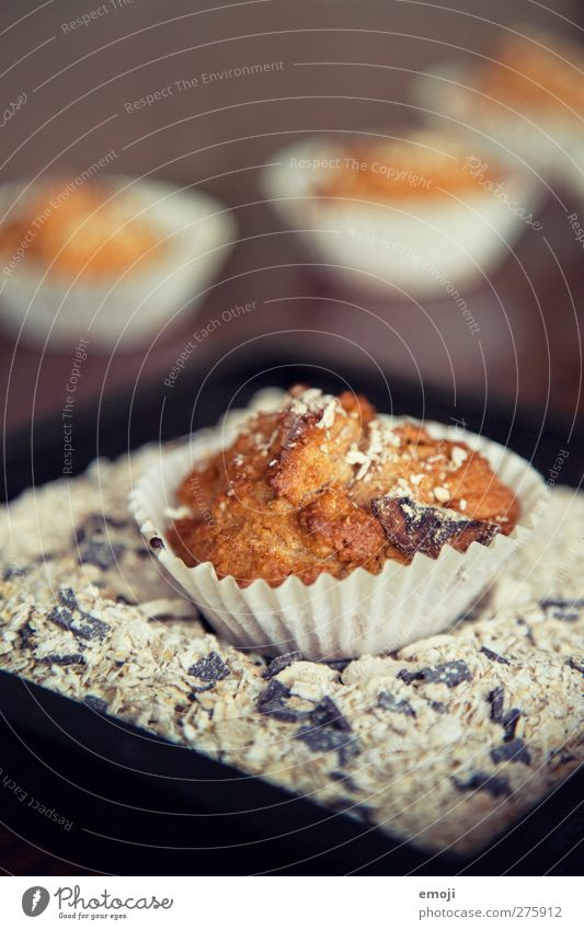bread Grain Dough Baked goods Roll Cake Dessert Nutrition Slow food Finger food Delicious Cereal Oat flakes Muffin Colour photo Interior shot Close-up Deserted
