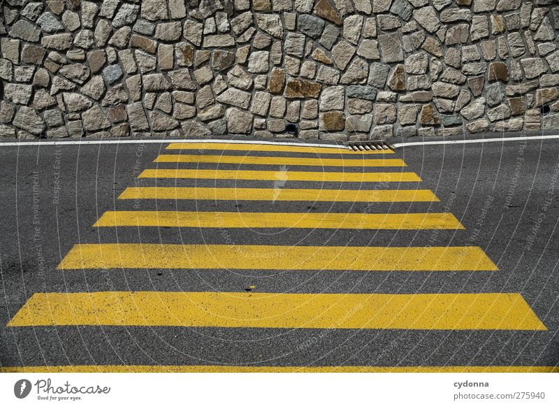 City Yellow Street Wall (building) Lanes & trails Wall (barrier) Line Signs and labeling Design Stripe Help Planning Target Creativity Idea Asphalt