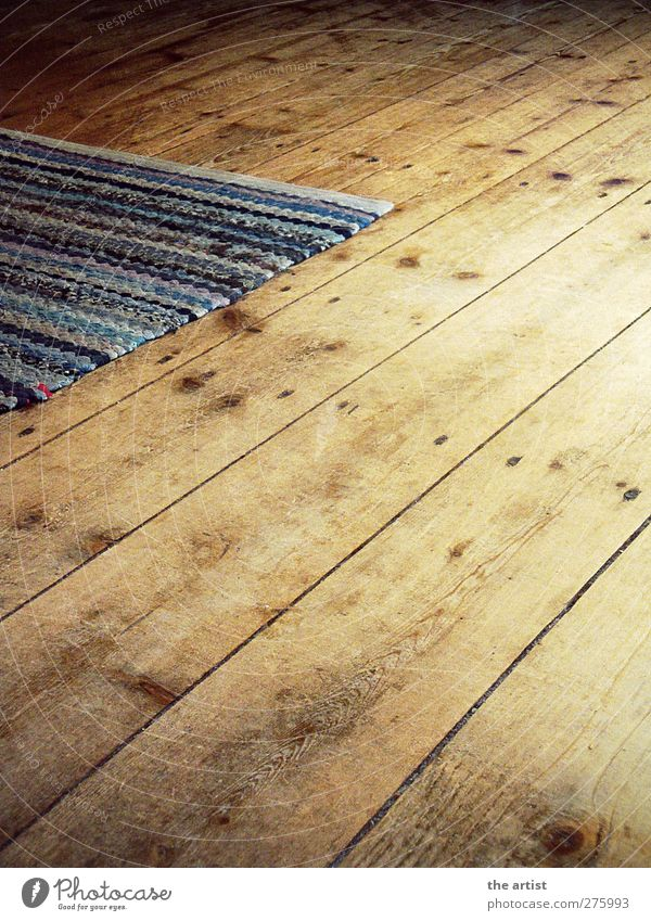 home Carpet Wooden floor Floor covering Old Brown Gray Subdued colour Interior shot Deserted Wood grain