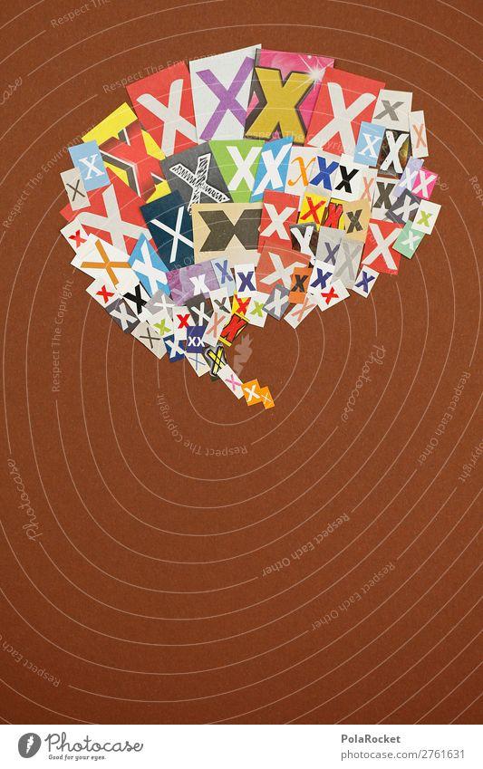 To talk Art Think Design Characters Communicate Telecommunications Esthetic Creativity Idea Letters (alphabet) Document Typography Work of art Language