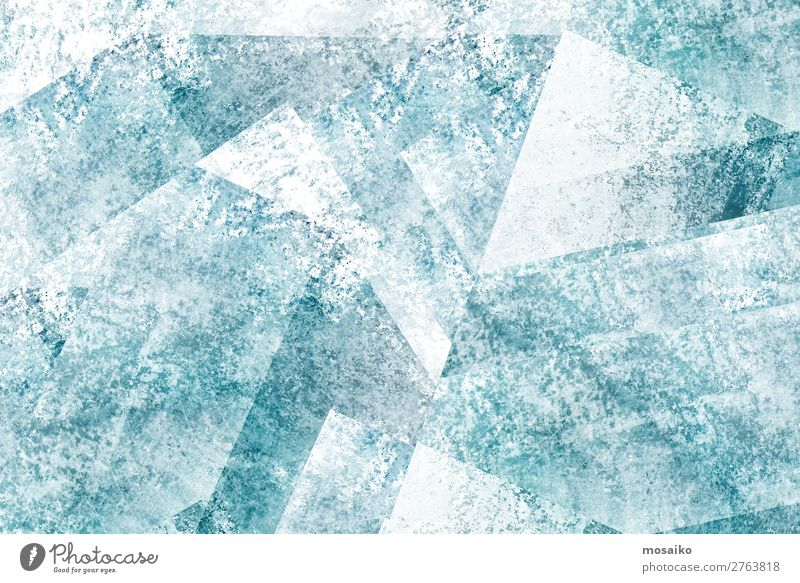 graphic patterns - colour play Lifestyle Elegant Style Design Joy Wellness Party Art Exceptional Hip & trendy Blue Turquoise White Esthetic Colour Inspiration