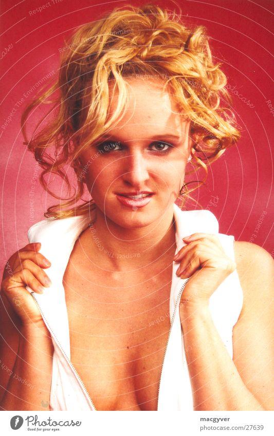 Woman Eroticism Blonde