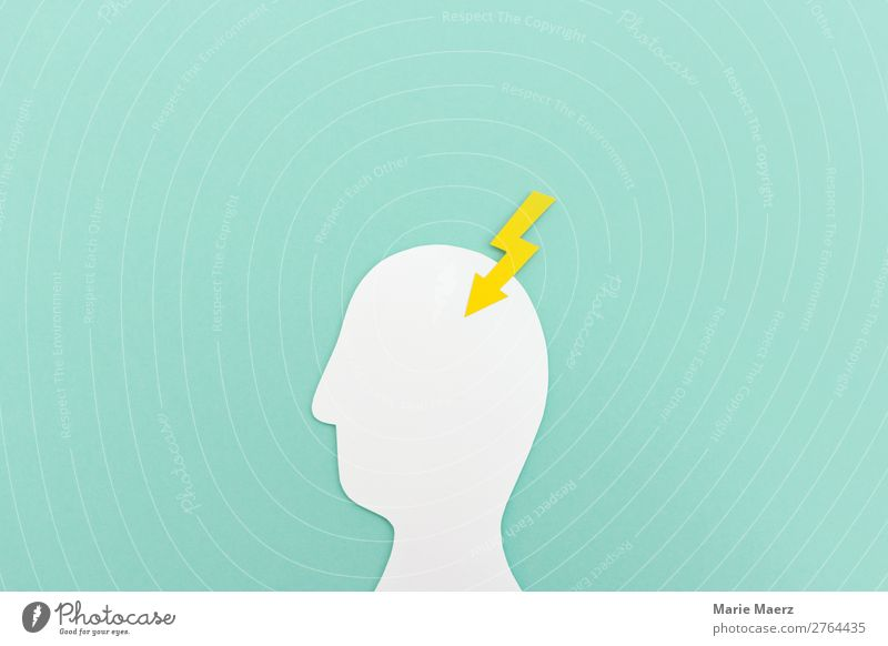 Human being Healthy Health care Head Think Dangerous Idea Threat Sign Curiosity Risk Stress Lightning Memory Aggression Thought