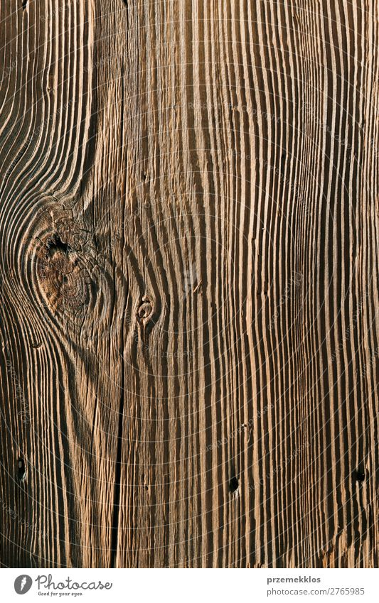 Old wooden plank. Natural background, backdrop. Nature Dark Wood Brown Design Retro Table Wallpaper Material Story Rustic Surface Consistency Rough