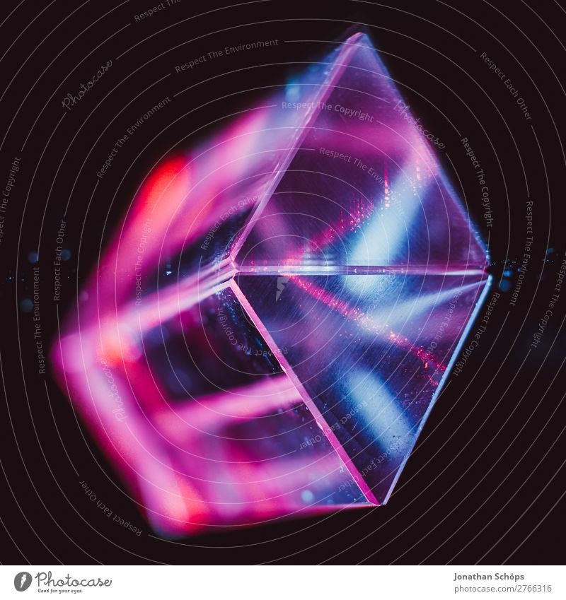 Prism Laser Science Fiction Background Extraterrestrial being Computer Triangle Elements Part Glass Background picture Information Technology Crystal structure