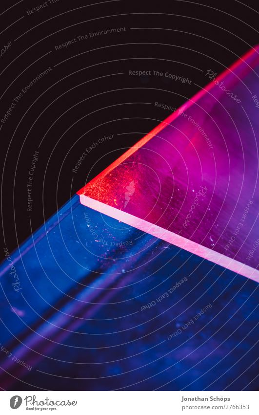 Blue Red Black Background picture Retro Illuminate Technology Glass Future Universe Futurism Graphic Part Science & Research Physics Geometry