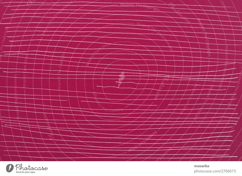 Fine lines on paper Style Design Internet Art Fashion Esthetic Authentic Pink White Line Lined Steadfastness Spacing Paper Surface structure Variable String
