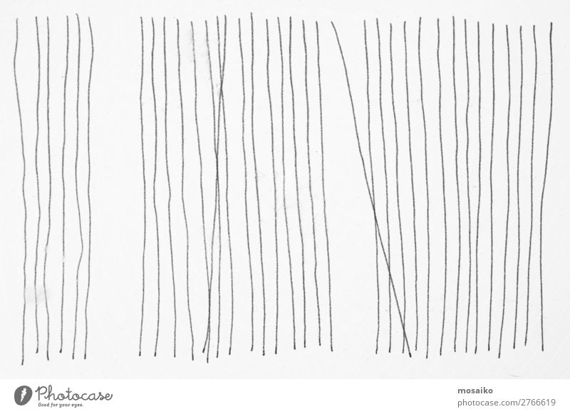 Lines on paper Lifestyle Elegant Style Design Fashion Esthetic Authentic Exceptional Contentment Inspiration Background picture Tumble down Exchange Dashed line