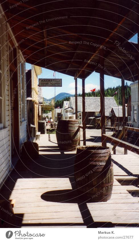 Gold Historic Canada City British Columbia Ghost town Placer Mining Goldrush Barkerville