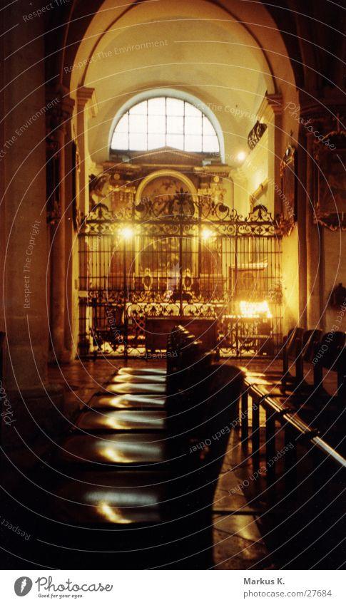Religion and faith Prayer Holy Christianity Remember Candlelight House of worship Halo Altar Shrine