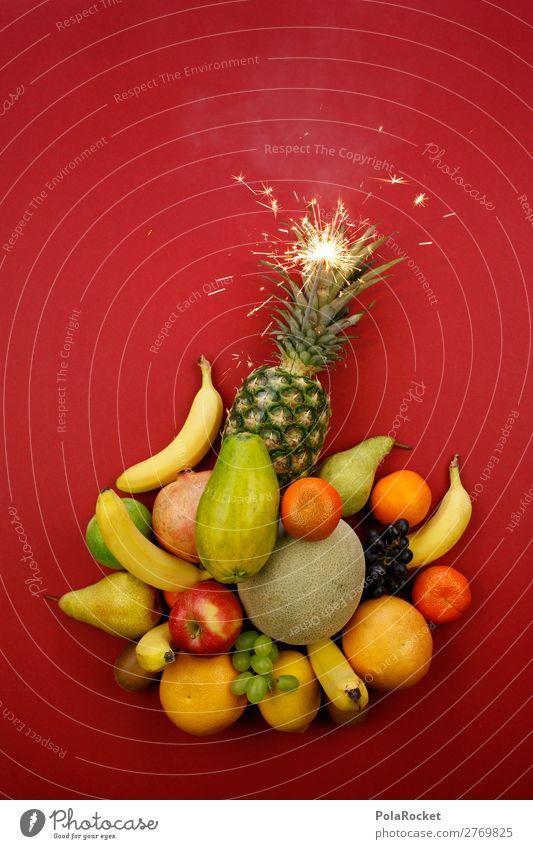 #A# Fruit Bomb! Art Work of art Esthetic fruit bomb Fruity Seed head Fertile Fruit sugar Fruit ice cream Healthy Eating Health management Vitamin Vitamin-rich