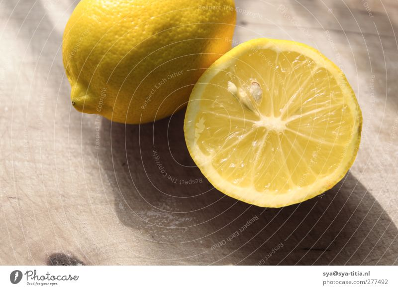 Lemons Food Fruit Lemonade Beautiful Wellness Fresh Healthy Juicy Sour Yellow Close-up Day Light Sunlight
